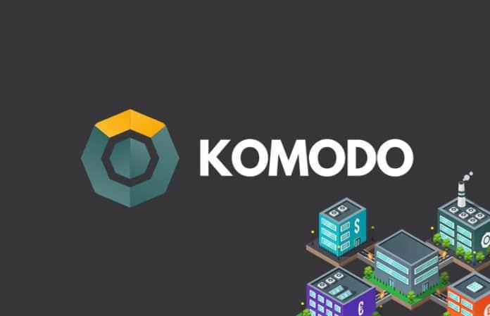 cours Komodo